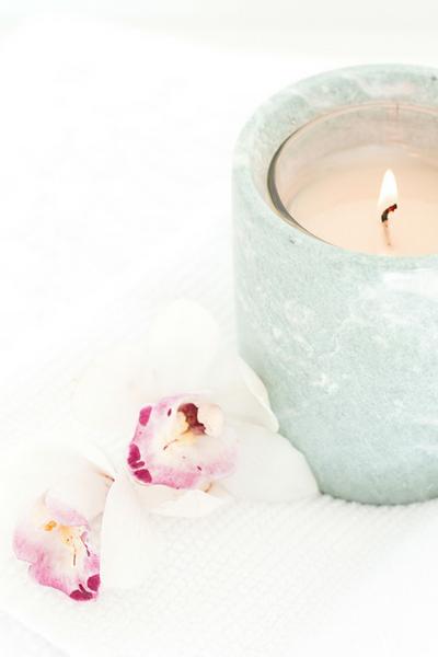 candle - work-life balance