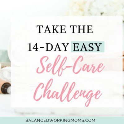 The 14-day Easy Self-Care Challenge