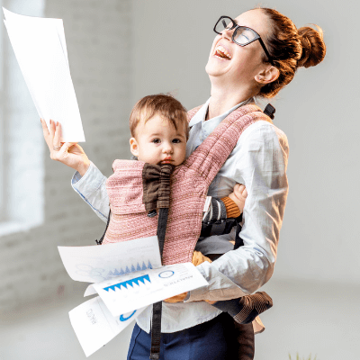 3 Things I've learned as a Working Mom